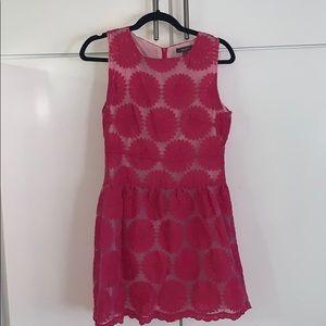 Pink Gracia dress